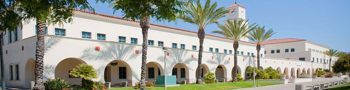 SDSU Student Services West